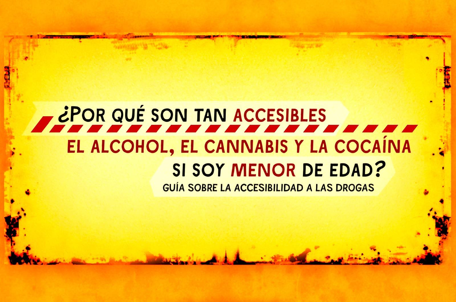 ¿Son Accesibles Las Drogas?