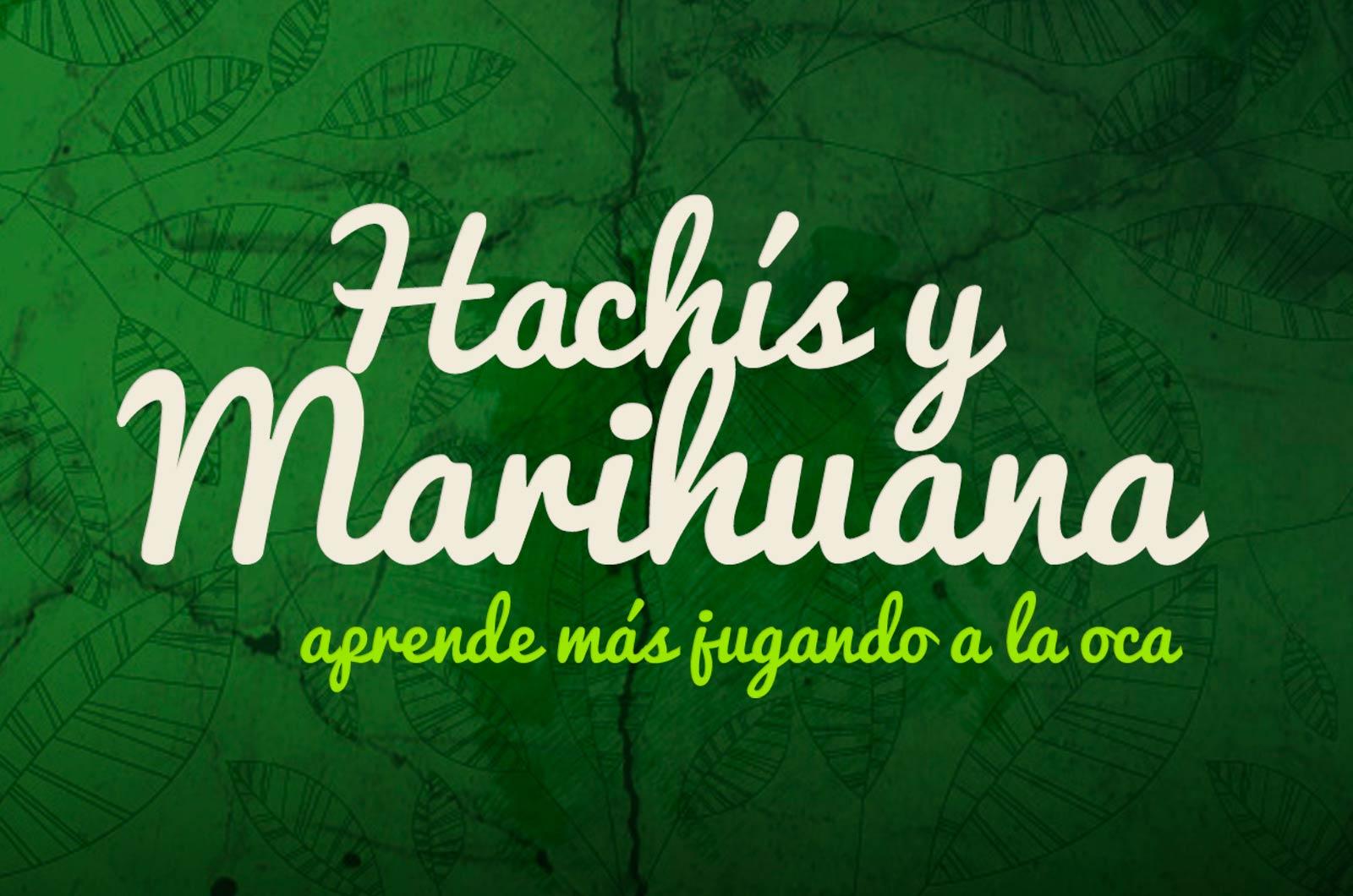 Hachís Y Marihuana